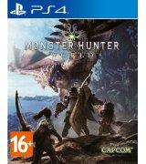 Игра Monster Hunter: World для Sony PS 4 (русские субтитры)