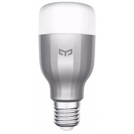 Умная лампа Xiaomi Yeelight LED WiFi Smart Bulb E27 (GPX4002RT)