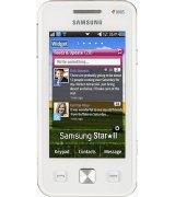 Samsung C6712 Star II Duos Ceramic White