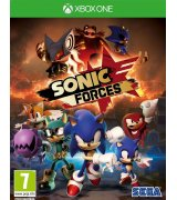 Игра Sonic Forces для Microsoft Xbox One (русские субтитры)