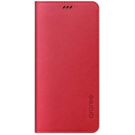 Чехол Flip Wallet для Samsung Galaxy A8 (2018) A530 Tangerine Red (GP-A530KDCFAAD)
