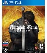 Игра Kingdom Come: Deliverance для Sony PS 4 (русские субтитры)