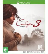 Игра Syberia 3 для Microsoft Xbox One (русская версия)