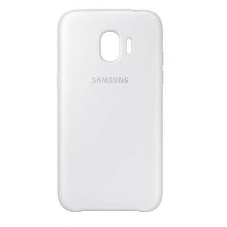 Накладка Dual Layer Cover для Samsung J2 (2018) J250 White (EF-PJ250CWEGRU)