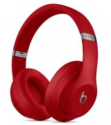 Beats Studio3 Wireless Over-Ear Headphones Red (MQD02)