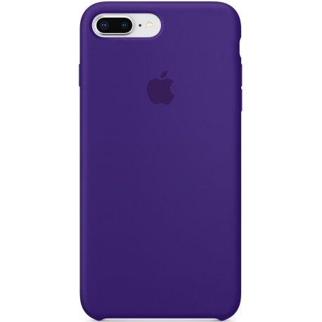 Чехол Apple iPhone 8 Plus/ 7 Plus Silicone Case Ultra Violet (MQH42)