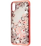Чехол Beckberg Pretty Series для iPhone X Tasche Red