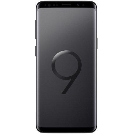 Samsung Galaxy S9 Plus 64 GB G965F Midnight Black (SM-G965FZKDSEK)