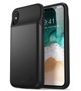 Чехол Apple iPhone X Battery Case 3200 mAh Black