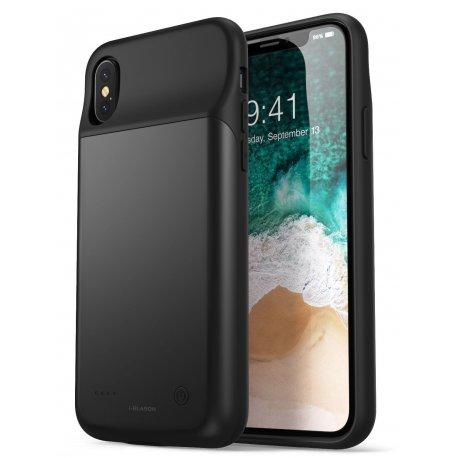 Чехол Apple iPhone X Battery Case 3200 mAh Black