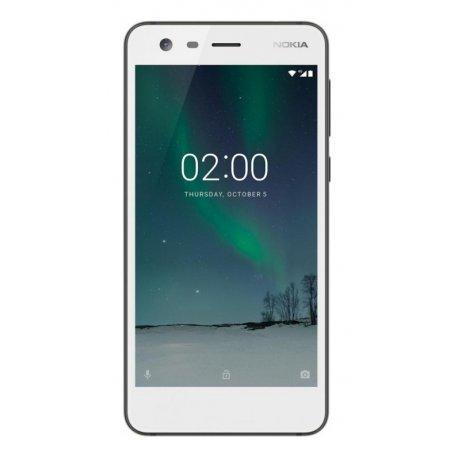 Nokia 2 Dual Sim Pewter White