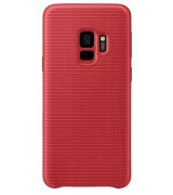 Накладка Hyperknit Cover для Samsung Galaxy S9 Red (EF-GG960FREGRU)