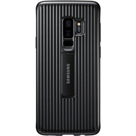 Чехол Protective Standing Cover для Samsung Galaxy S9 Plus Black (EF-RG965CBEGRU)