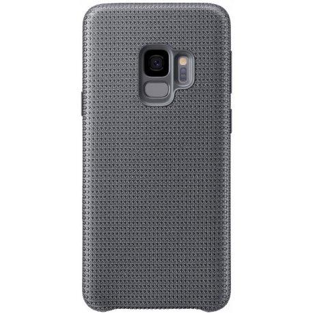 Накладка Hyperknit Cover для Samsung Galaxy S9 Plus Gray (EF-GG965FJEGRU)