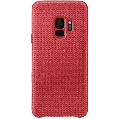 Накладка Hyperknit Cover для Samsung Galaxy S9 Plus Red (EF-GG965FREGRU)