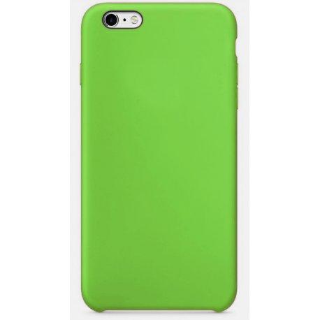 TPU накладка SMTT для Apple iPhone 7 Light Green