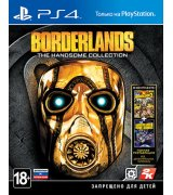 Игра Borderlands: The Handsome Collection для Sony PS 4 (английские субтитры)
