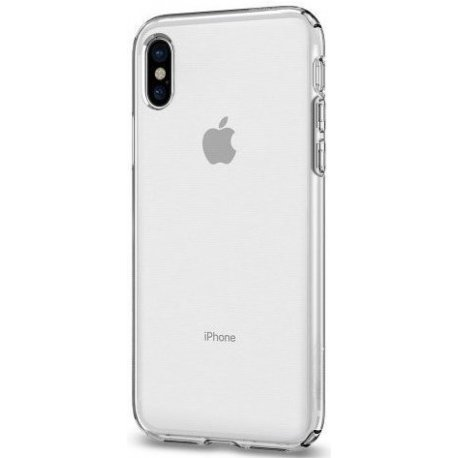 TPU накладка Kuhan для Apple iPhone X Clear