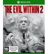 Игра The Evil Within 2 для Microsoft Xbox One (русские субтитры)