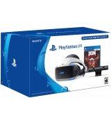 Игра Doom VFR + PlayStation Camera V2 + Шлем виртуальной реальности PlayStation VR для Sony PS 4