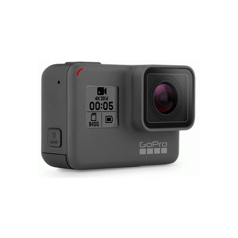 Бандл Видеокамера GoPro HERO6 Black + Крепление Chest Mount + Крепление-монопод Way