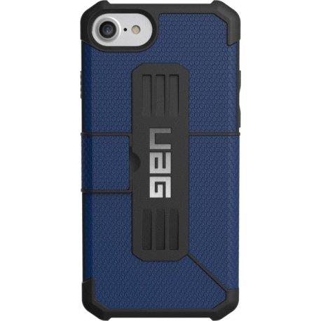 Накладка Urban Armor Gear (UAG) для iPhone 8/7/6S/6 Metropolis Blue (IPH8/7-E-CB)