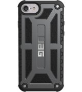 Накладка Urban Armor Gear (UAG) для iPhone 8/7/6S/6 Monarch Graphite (IPH8/7-M-GR)