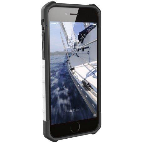 Накладка Urban Armor Gear (UAG) для iPhone 8/7/6S Pathfinder Black (IPH8/7-A-BK)