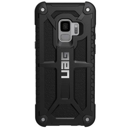 Накладка Urban Armor Gear (UAG) для Samsung Galaxy S9 Monarch Black (GLXS9-M-BLK)