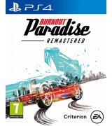 ИграBurnout Paradise Remastered для Sony PS 4 (русские субтитры)