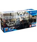 Игра Bravo Team + Контроллер прицеливания PS VR для Sony PS 4 (русская версия)