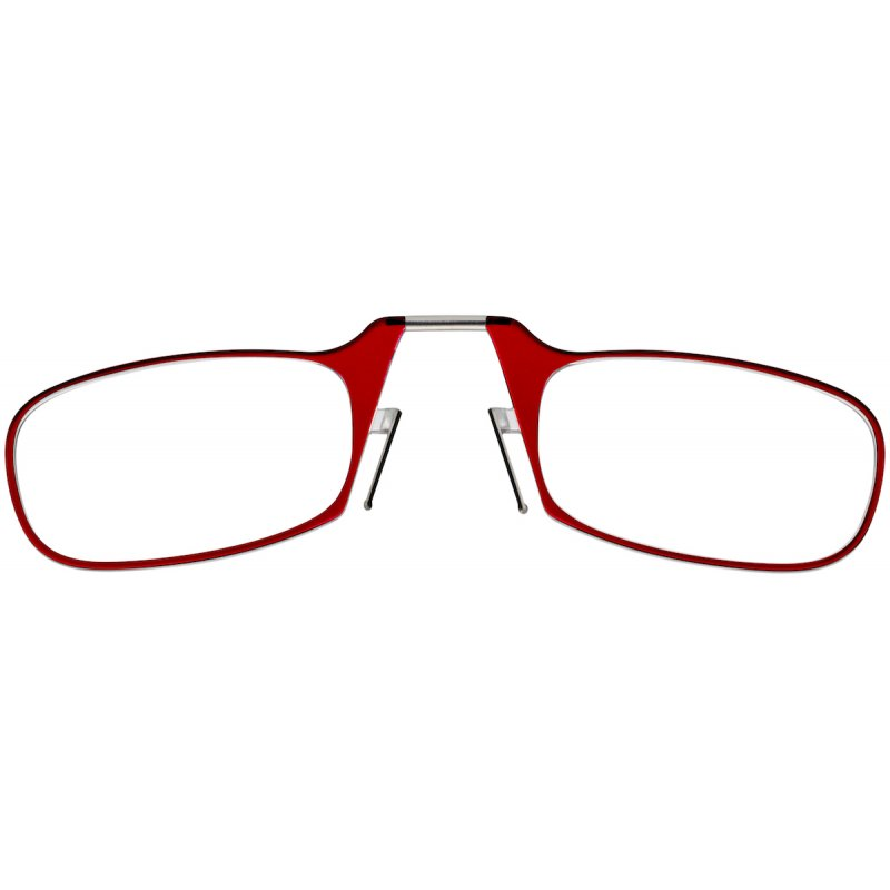 baf822e269fd Очки для чтения Thinoptics +2.00 Красные + Чехол универсальный Прозрачный  (2.0REDWUP)