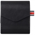 Чехол I-Smile Leather Case для Apple AirPods Black