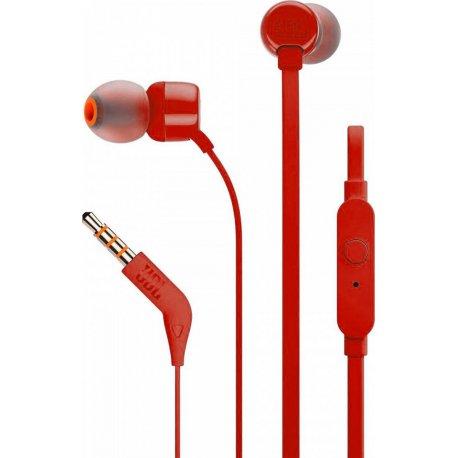 JBL T110 Red (JBLT110RED)