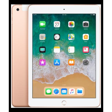 Apple iPad 2018 9.7 128GB Wi-Fi + 4G Gold (MRM82