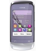 Nokia C2-06 Touch and Type Dual SIM Lilac