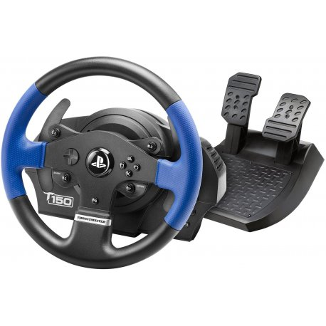 Руль Thrustmaster T80 T150 Force Feedback PS3/PS4 (4160628)