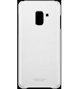 Накладка Clear Cover для Samsung Galaxy A8 (2018) Transparent (EF-QA530CTEGRU)