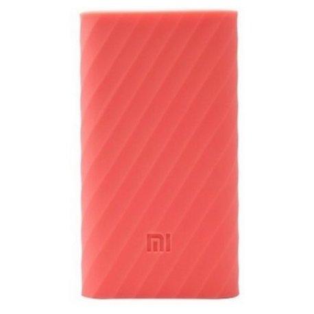Чехол Silicone Case для Xiaomi Power Bank 2 10000 mAh Pink