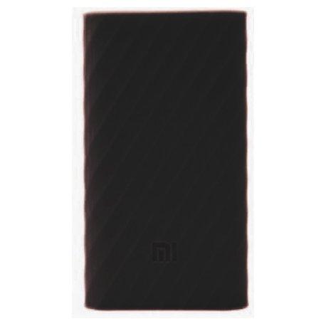 Чехол Silicone Case для Xiaomi Power Bank 2 10000 mAh Black
