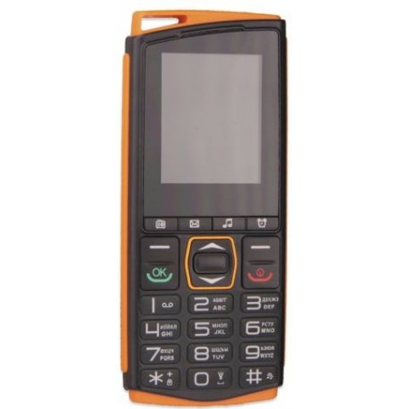 Sigma mobile Comfort 50 Mini4 Black-Orange