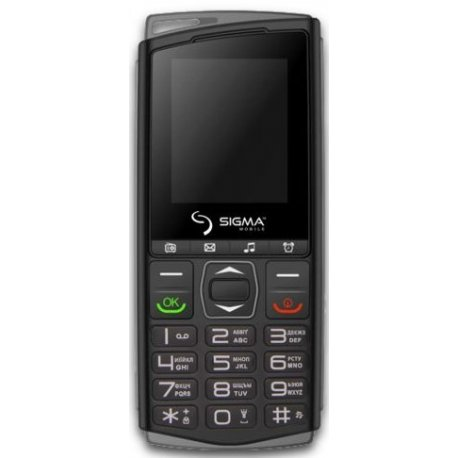 Sigma mobile Comfort 50 Mini4 Grey-Black