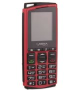 Sigma mobile Comfort 50 Mini4 Red-Black