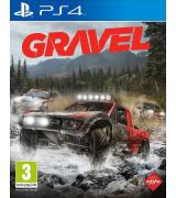 Игра Gravel для Sony PS 4 (английская версия)
