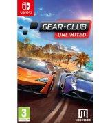 Игра Gear Club: Unlimited для Nintendo Switch (русская версия)