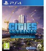Игра Cities: Skylines для Sony PS 4 (русские субтитры)
