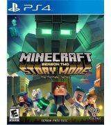 Игра Minecraft: Story Mode - Season Two для Sony PS 4 (русские субтитры)