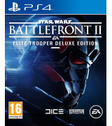 Игра Star Wars: Battlefront II. Deluxe Edition для Sony PS 4 (русская версия)