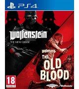 Игра Wolfenstein: The Old Blood для Sony PS 4 (русские субтитры)