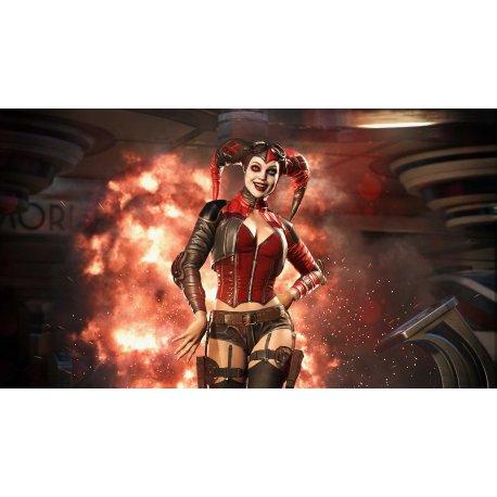 Игра Injustice 2. Legendary Edition для Sony PS 4 (русские субтитры)
